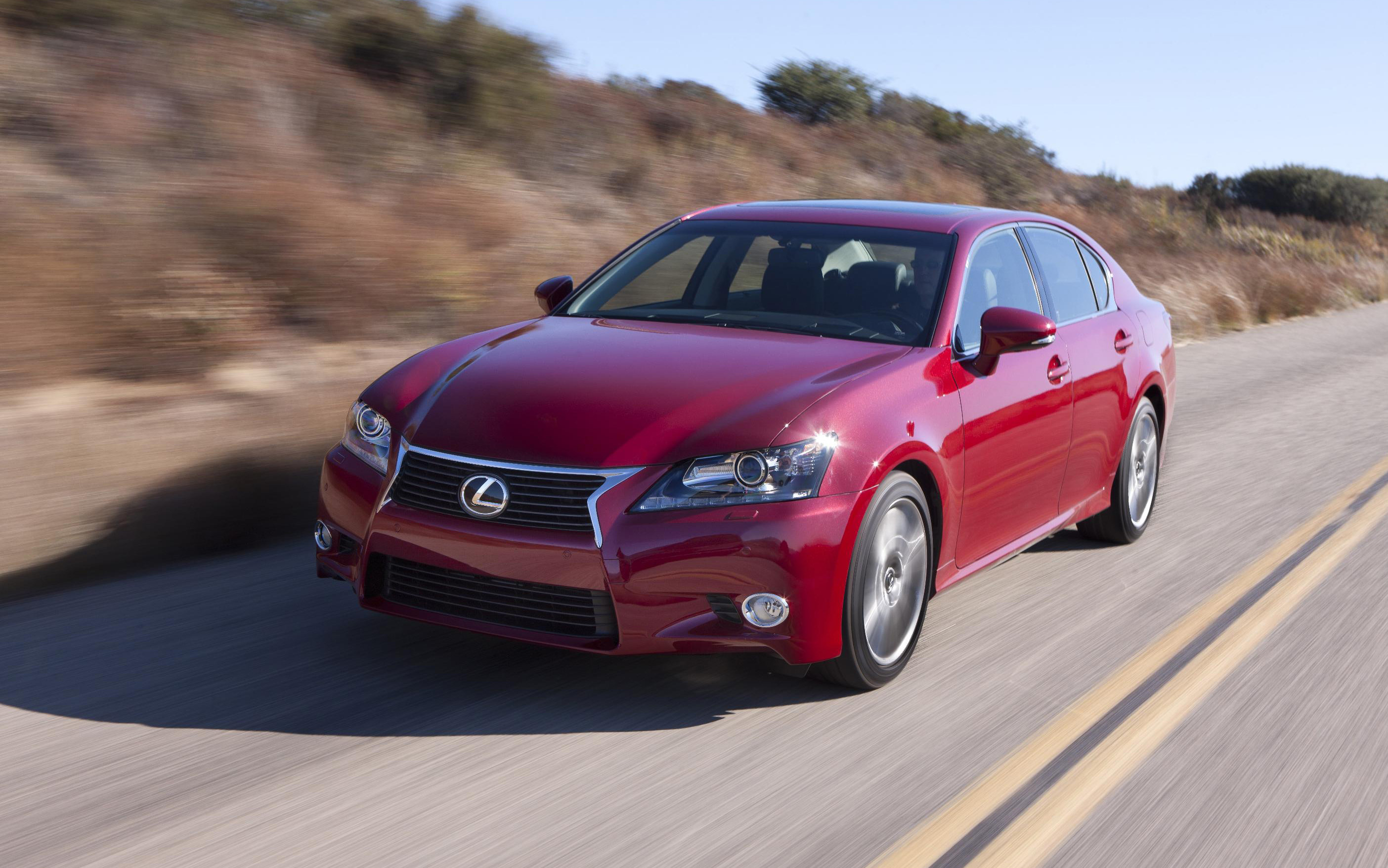 2013 Lexus GS 250 Debuts in China, Should it Come Here? - Motor Trend