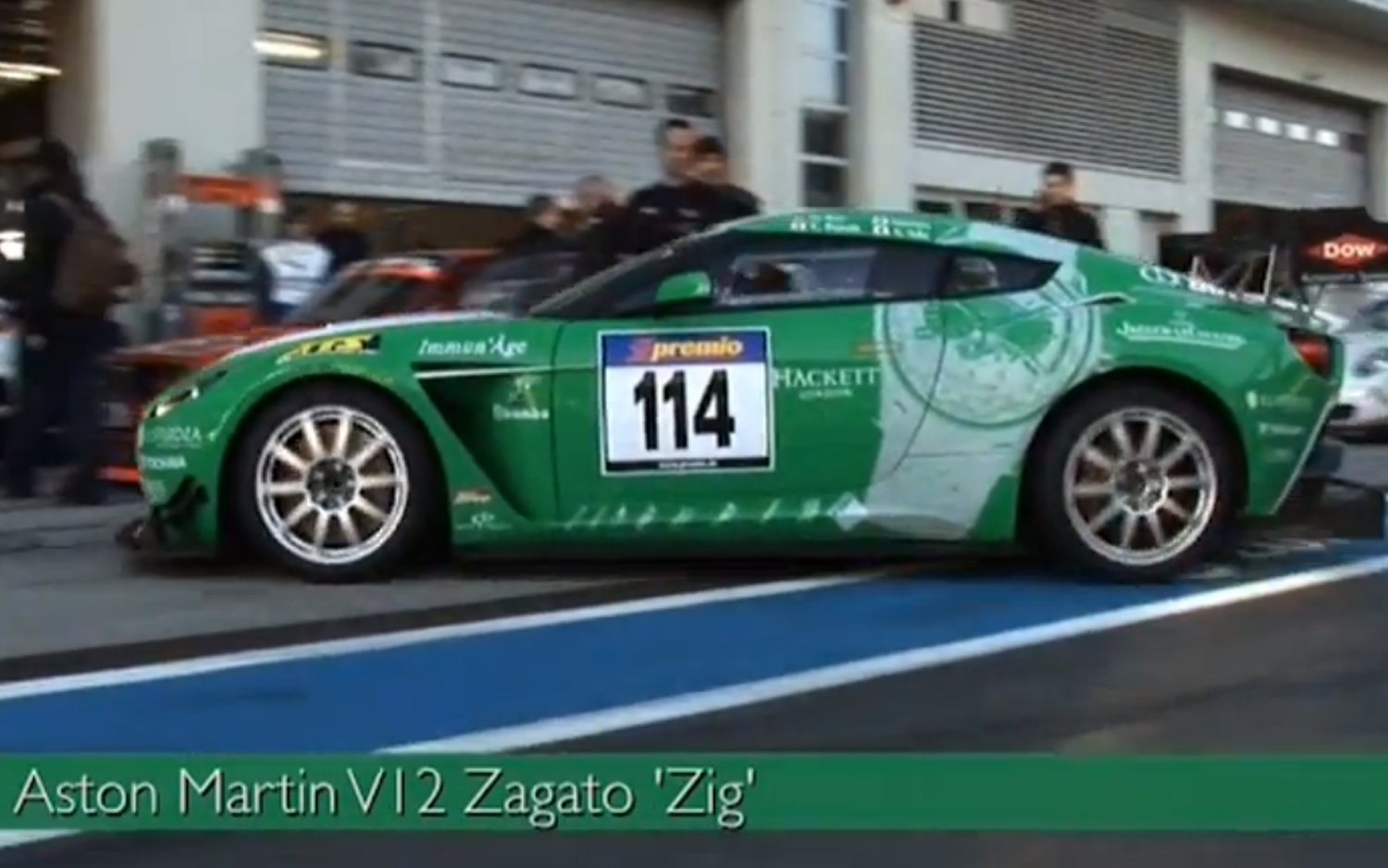 Video Find: Toyota CEO and Aston Martin CEO Trade Racecars on the ...
