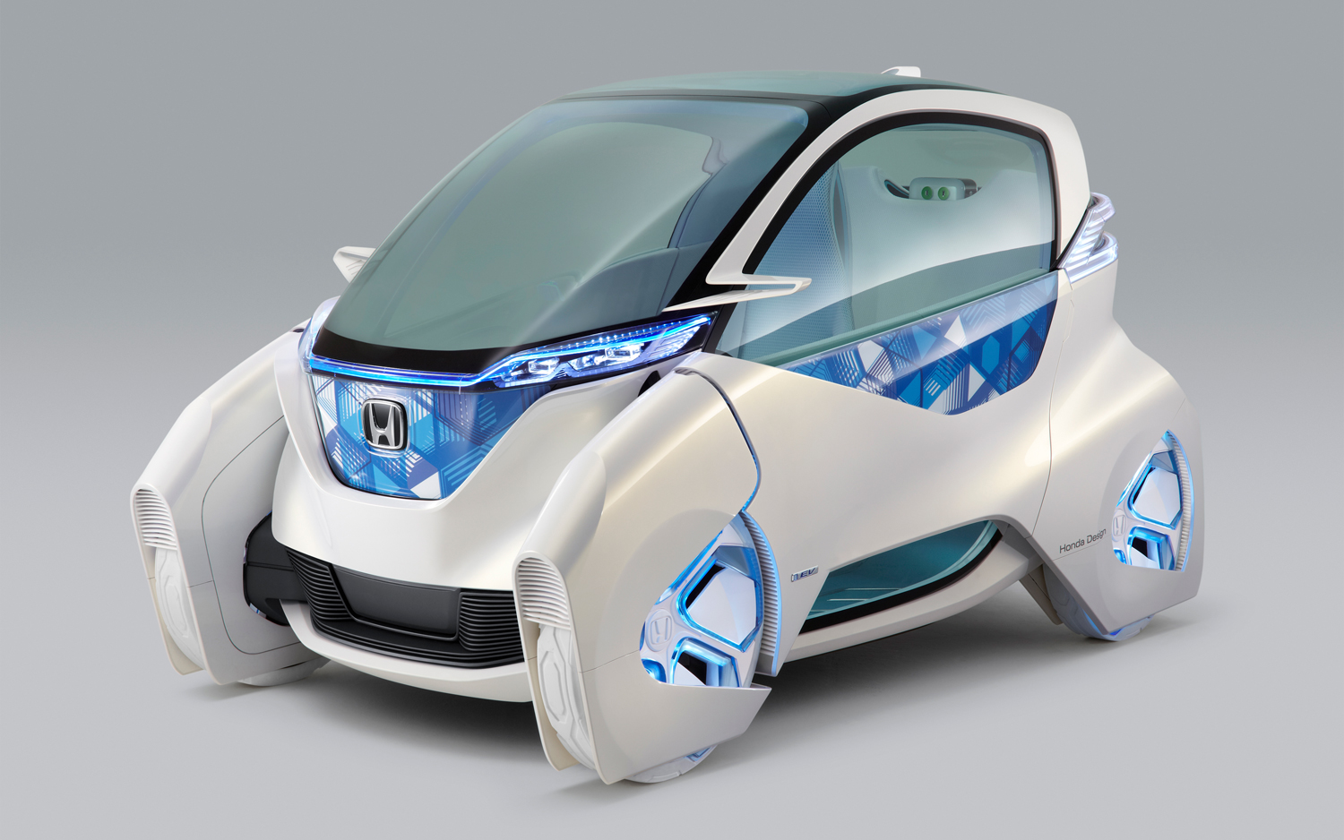 Hondas Tokyo Show Concepts Include Small Electric Sports Car