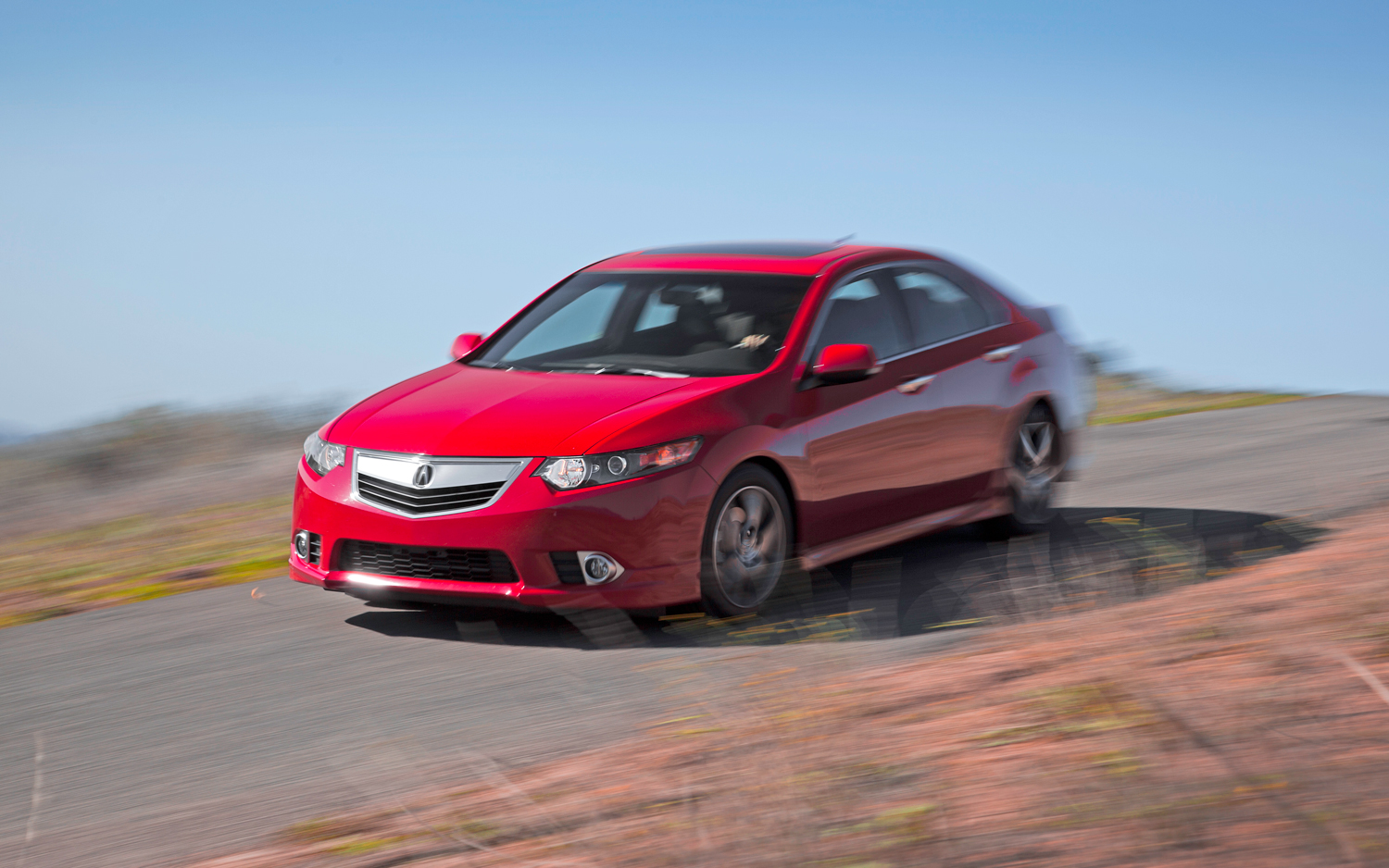 First Test Acura TSX Special Edition Speed Motor Trend - Acura tsx v6 for sale