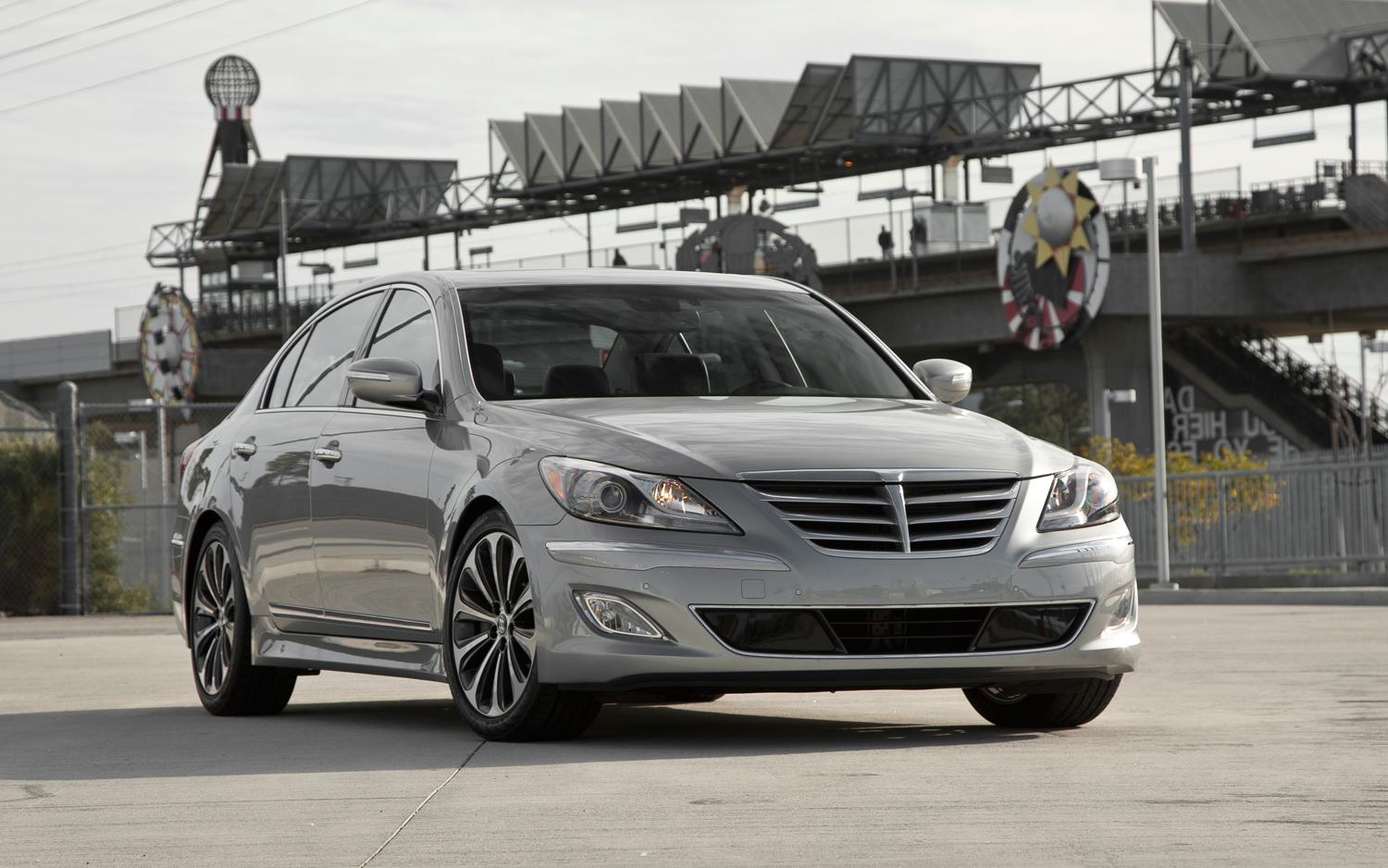 Second Take: 2012 Hyundai Genesis 5.0 R-Spec