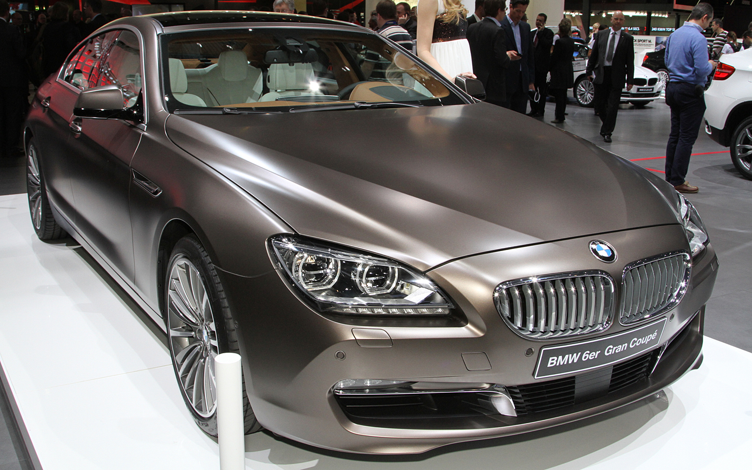 2013 BMW 6 Series Gran Coupe - Motor Trend