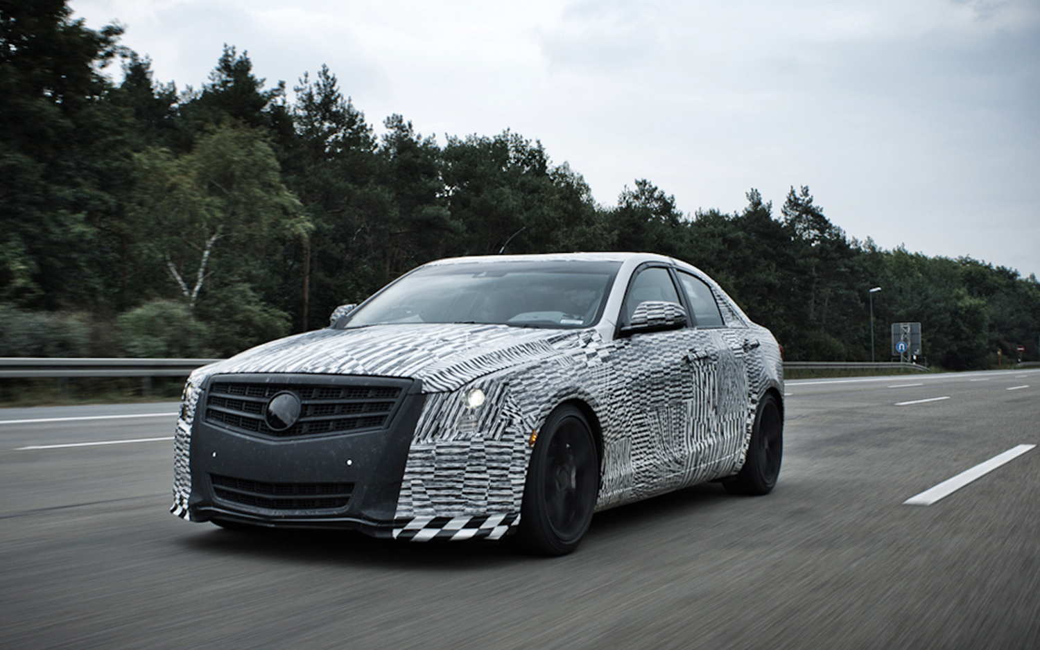 2013 Cadillac Ats 2 0 L Turbo >> 2013 Cadillac Ats To Feature New 270 Hp 2 0 Liter Turbo Four