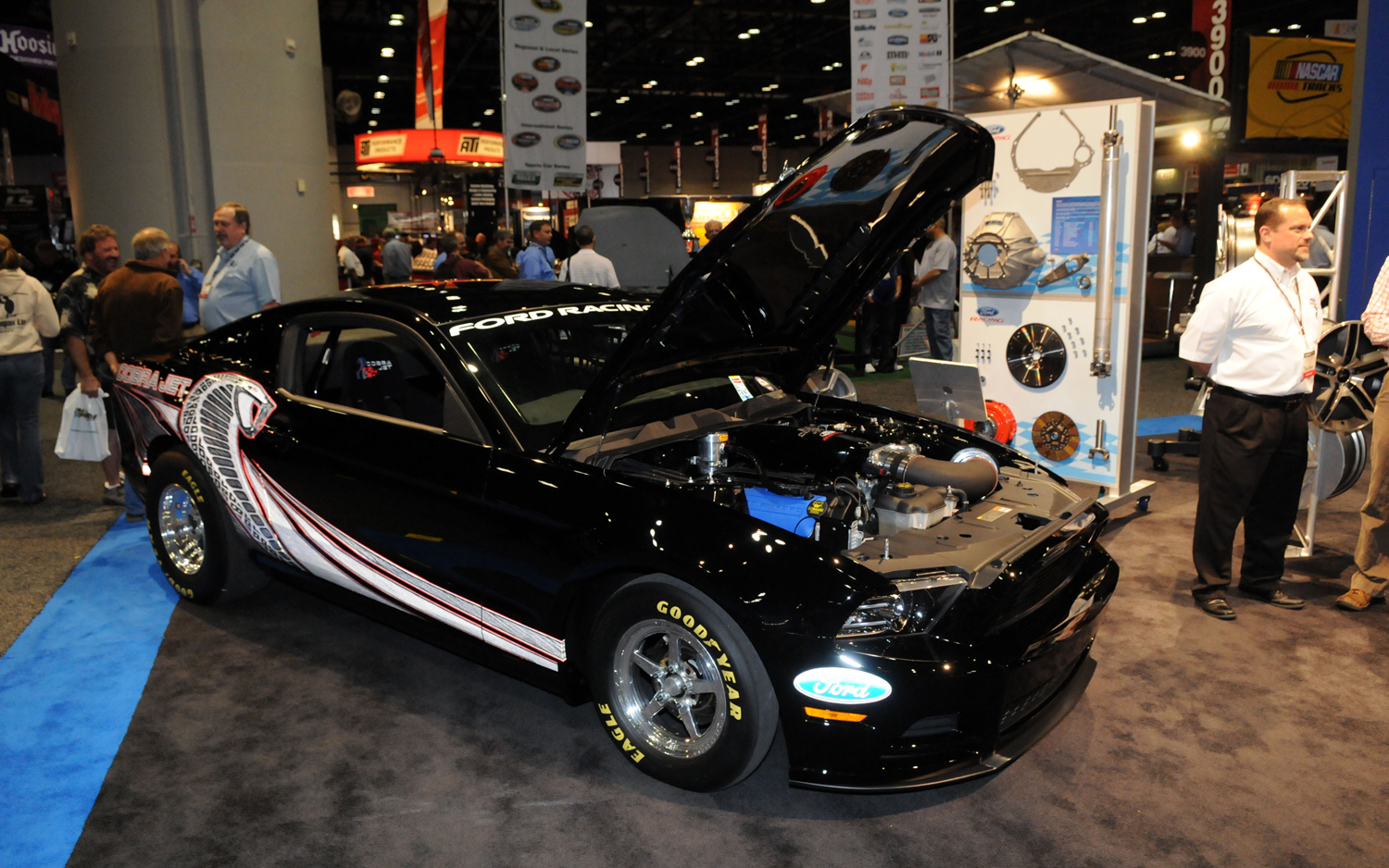 Cobra Jet Mustang Gets Chassis Upgrades for 2013, Starts at $86,000 ...