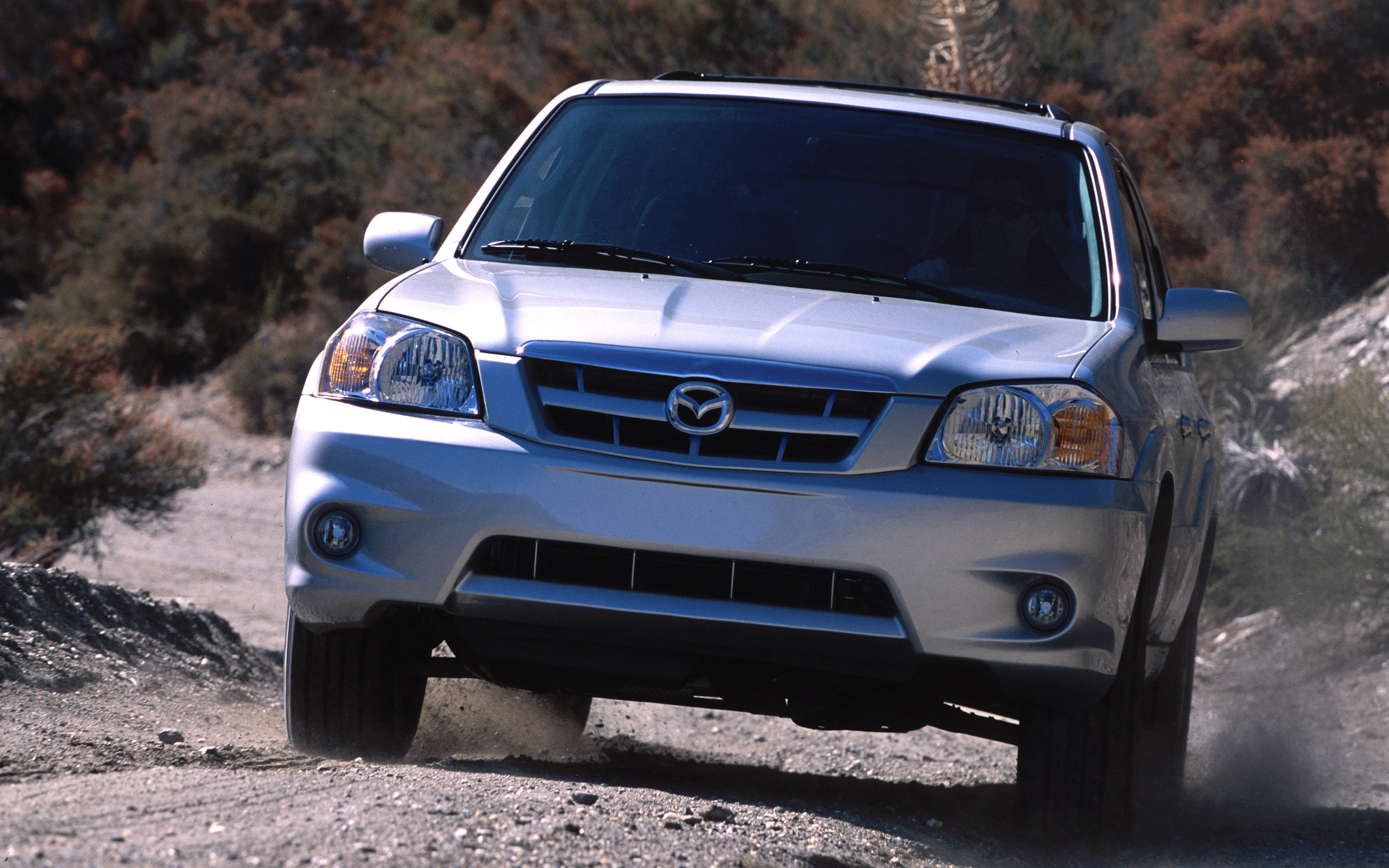 Recall: 2001-2002 Mazda Tribute Master Cylinder Leaks a Fire Hazard