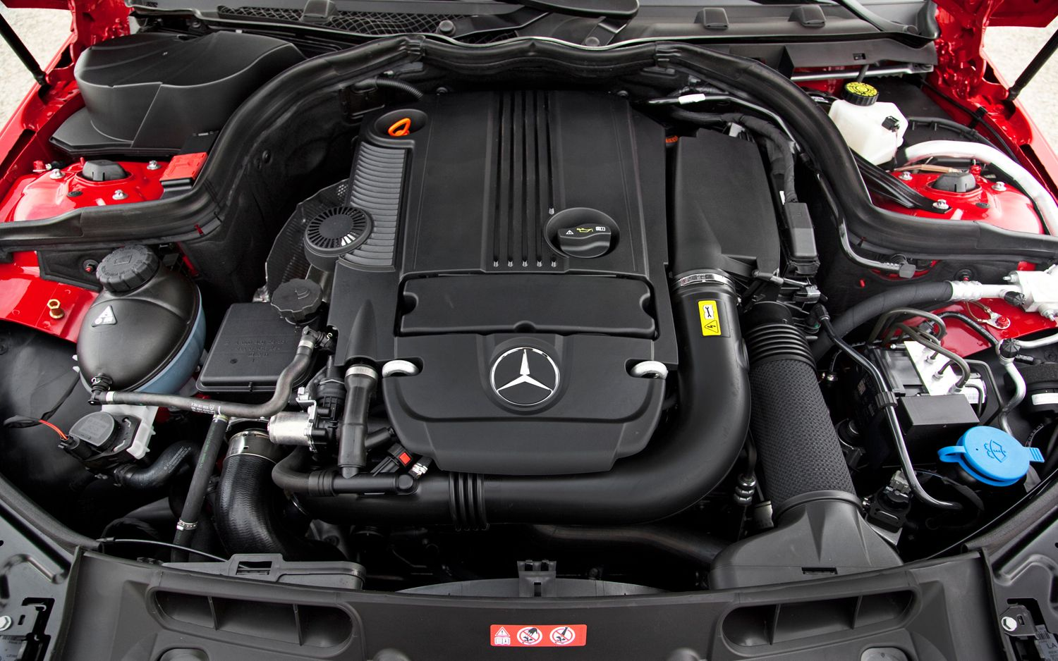 Made In Tennessee: Future Mercedes/Infiniti Four Cylinder To Be Produced In North  America