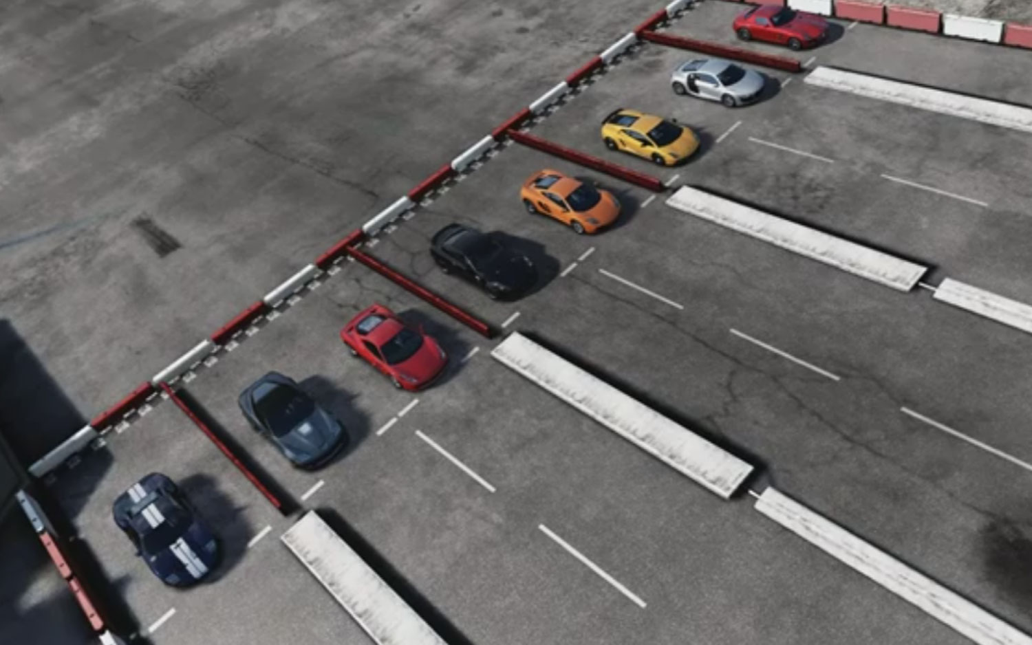 Video Find: Forza Motorsport 4 Drag Race Imitates Motor Trend Reality