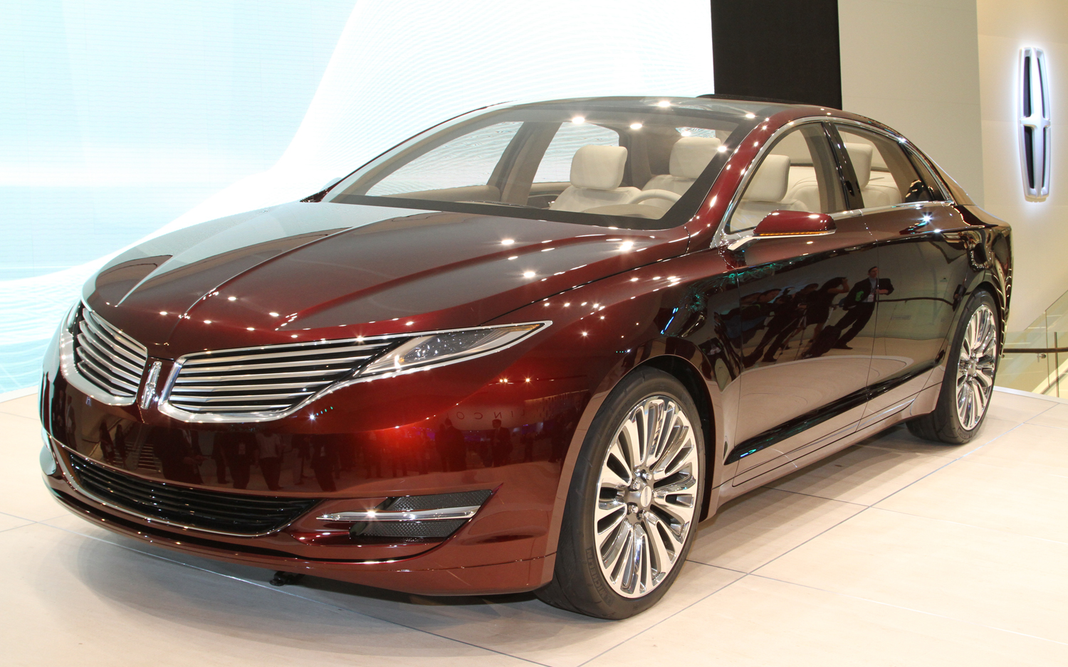 Lincoln MKZ Concept - Motor Trend