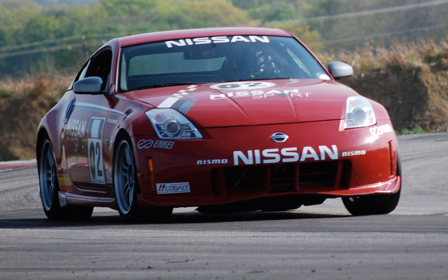 Nissan Announces New Spec Z Racing Series for 350Z - Motor Trend