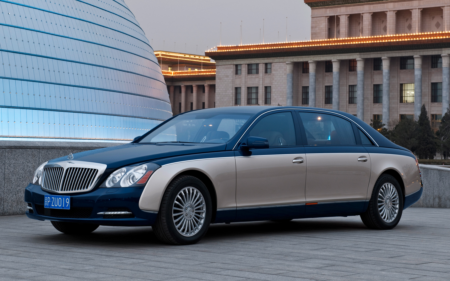 Maybach Lost Some $400,000 on Each Car it Sold, Report Says - Motor ...