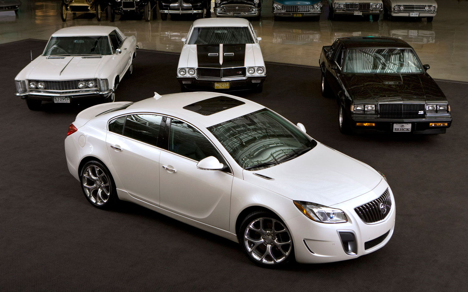 buick reveals its 10 most collectible cars list -- do you agree