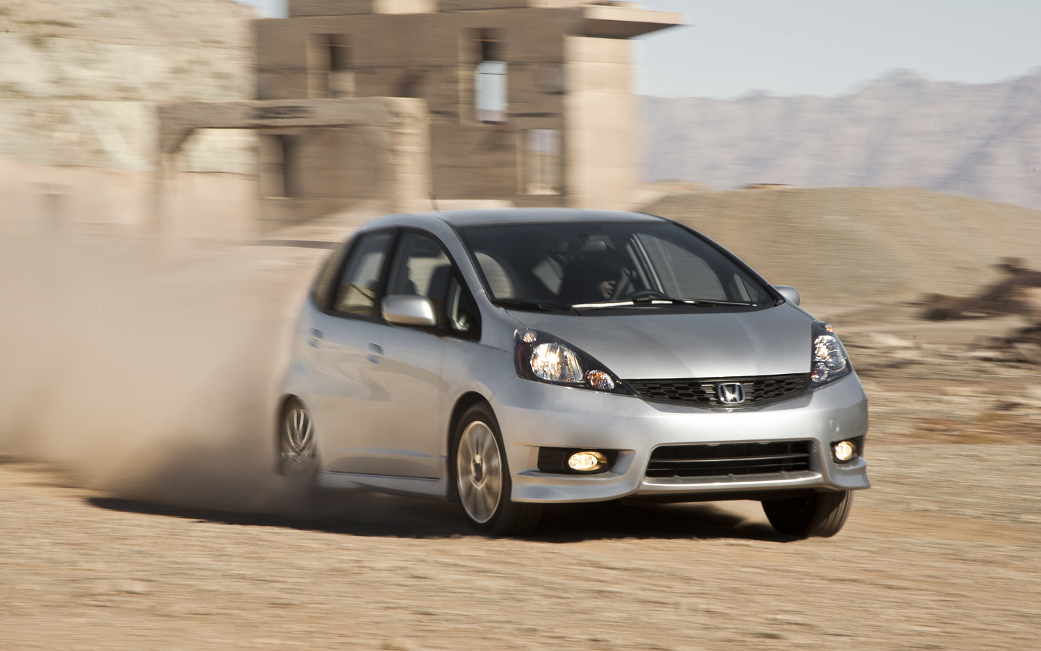 First Test 2012 Honda Fit Motortrend