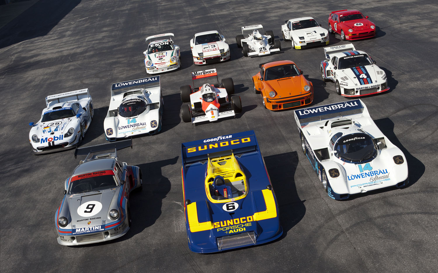 18 Rare Porsche Race Cars Ready for Amelia Island Auction - Motor Trend