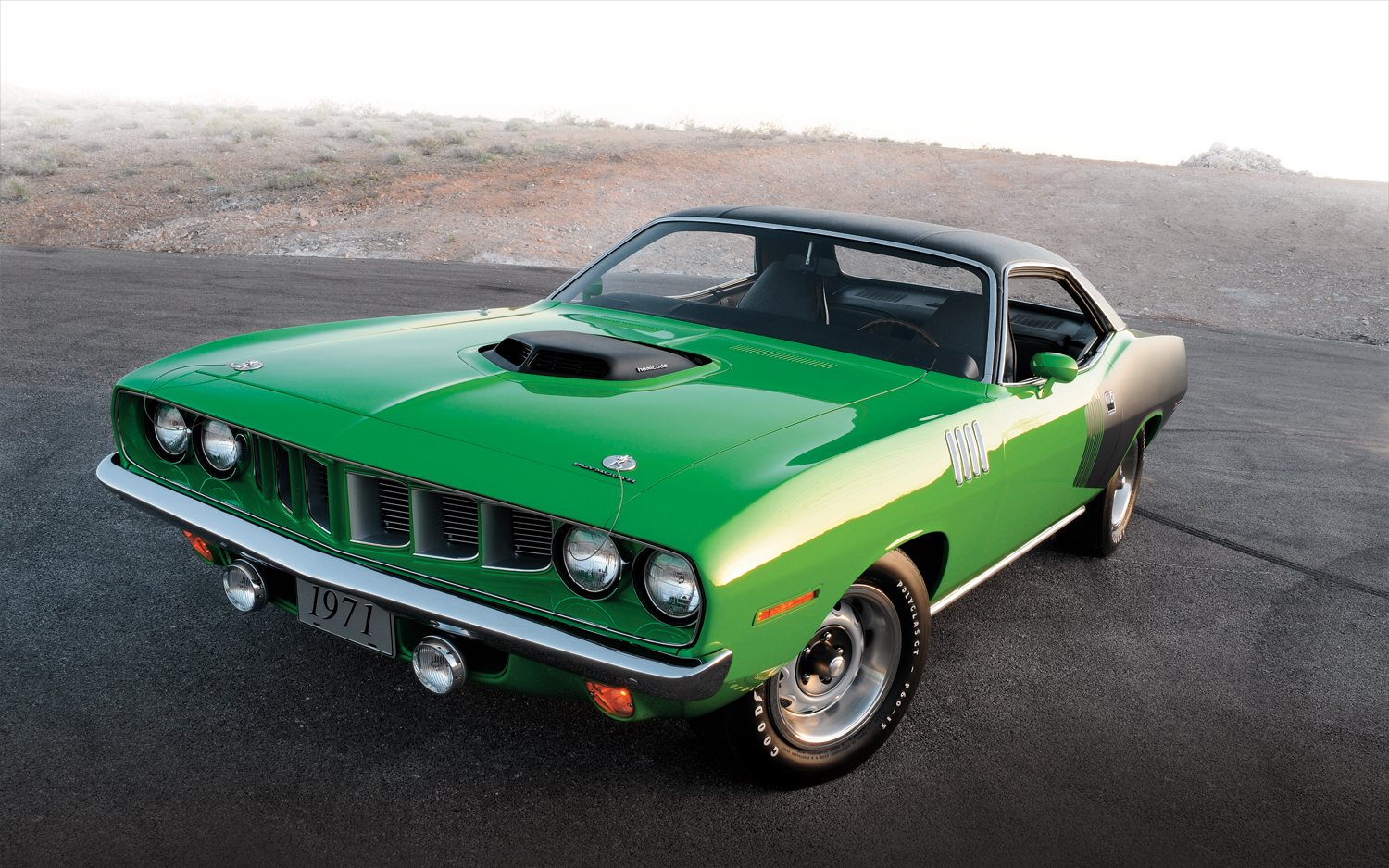 Chrysler Looks To The Cuda To Replace The Dodge Challenger Motor