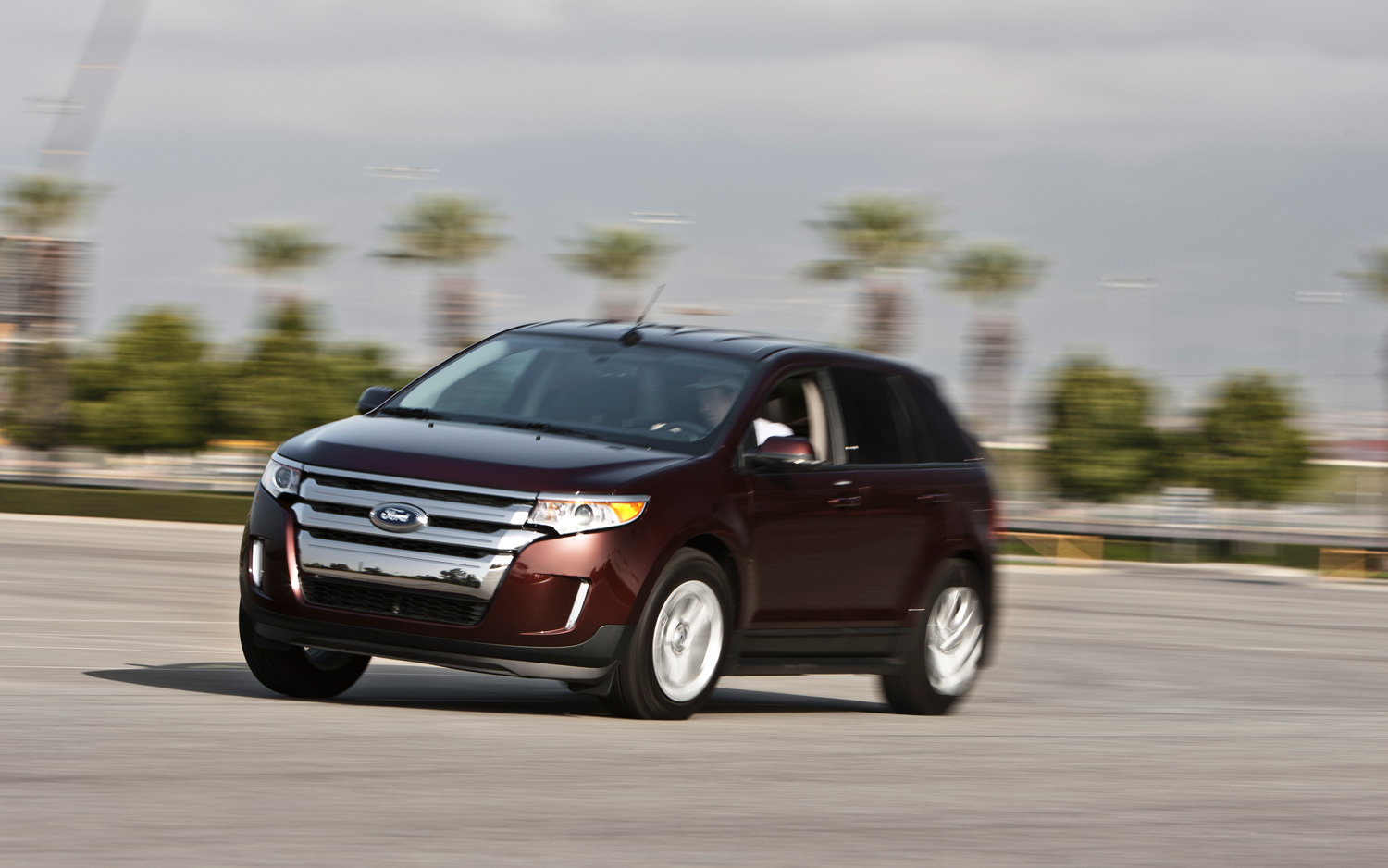 Ford Edge Sel Ecoboost First Test
