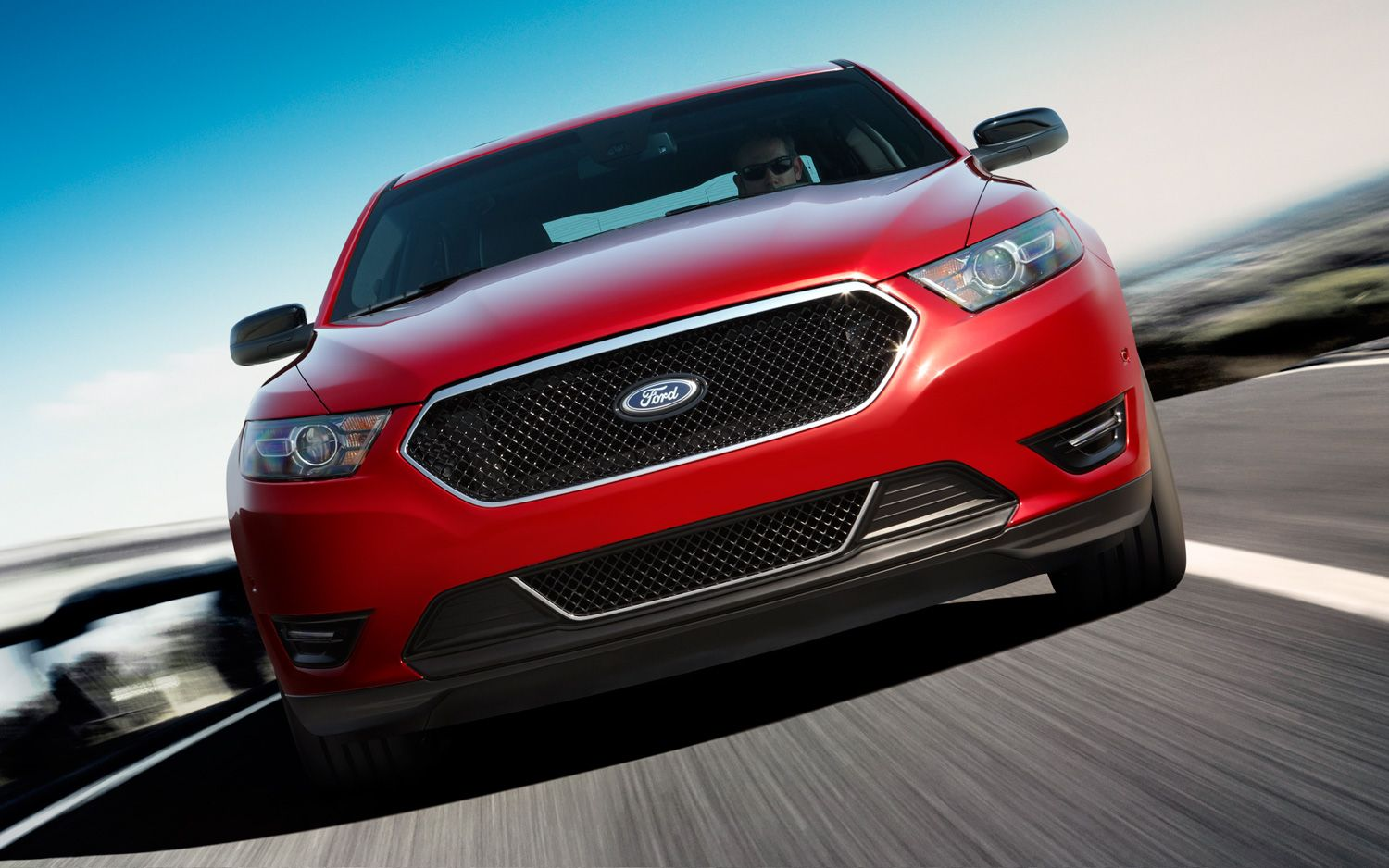 2013 Ford Taurus Sho First Drive Motor Trend