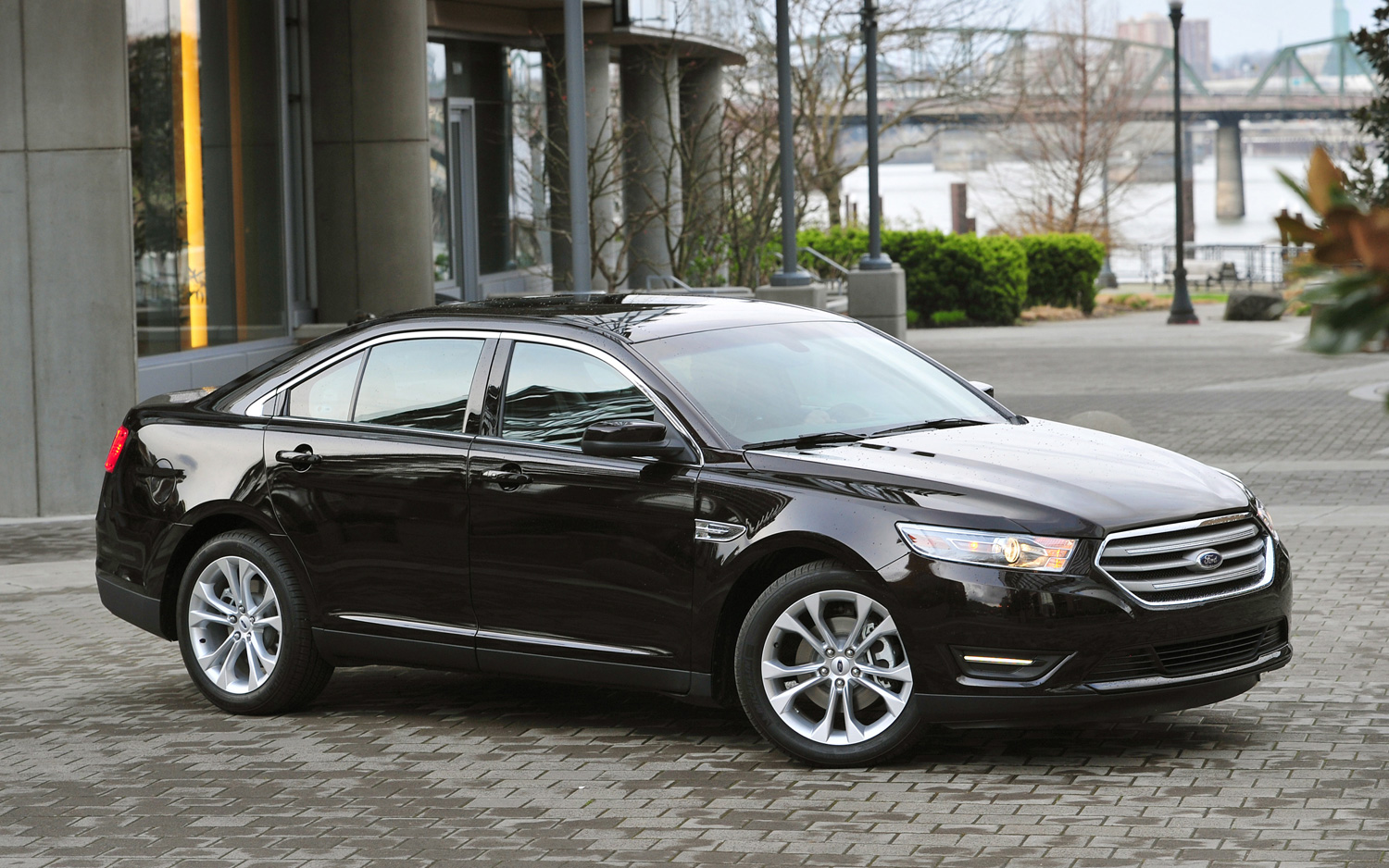 2013 Ford Taurus First Drive Motor Trend