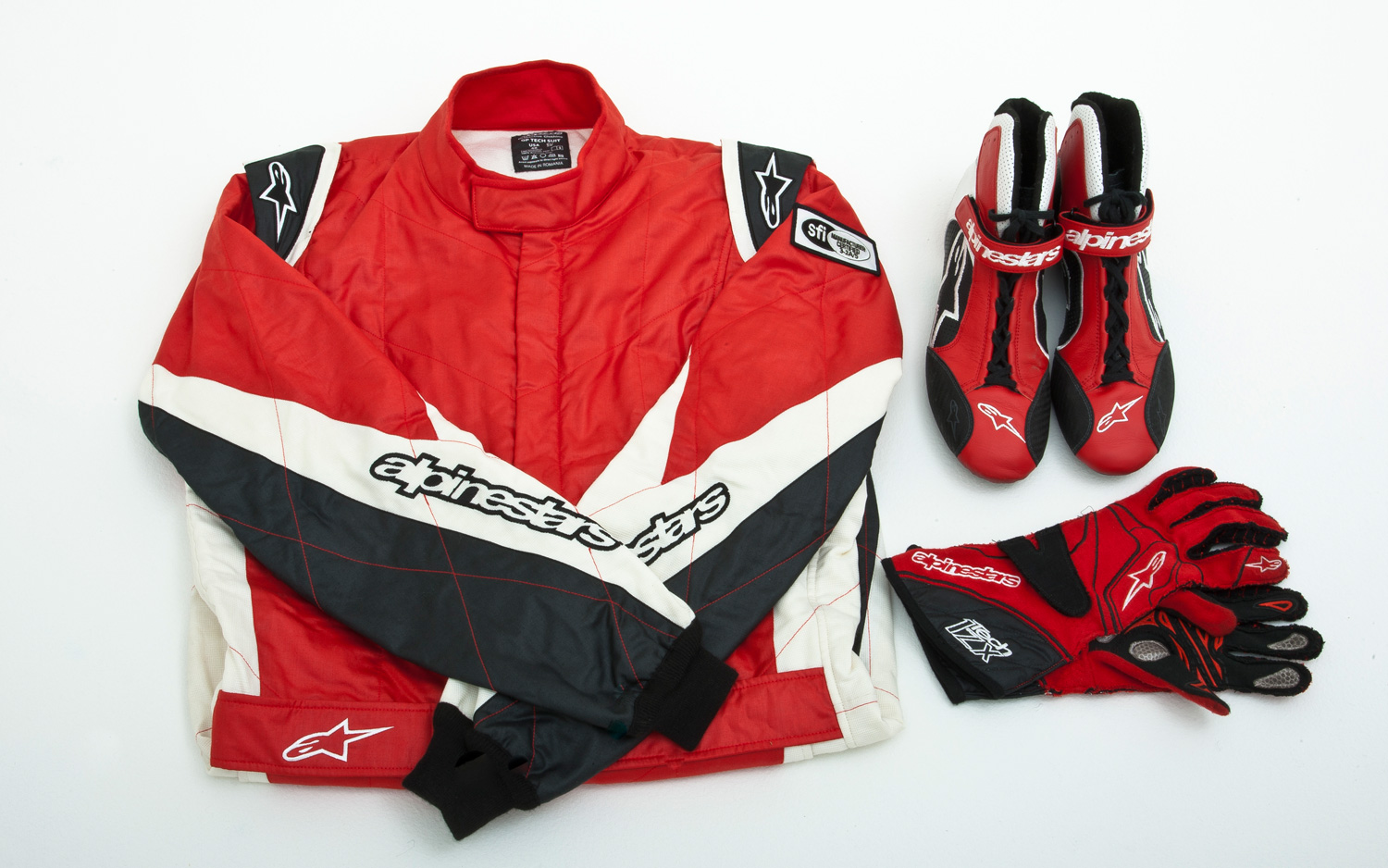 20968bd89baa Gear  Alpinestars GP Tech Race Suit