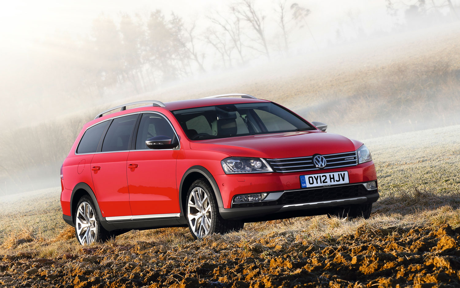Passat Alltrack Usa >> Volkswagen Passat Alltrack Ready To Order Should It Come To Us