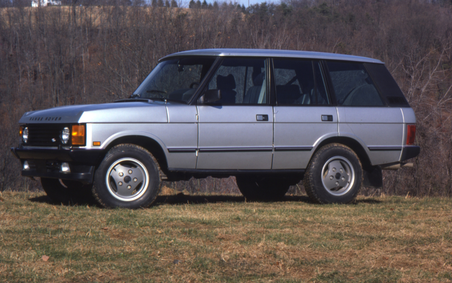top 10 most notable land rovers in the u s motor trend rh motortrend com 2010 Range Rover land rover defender 1987 manual