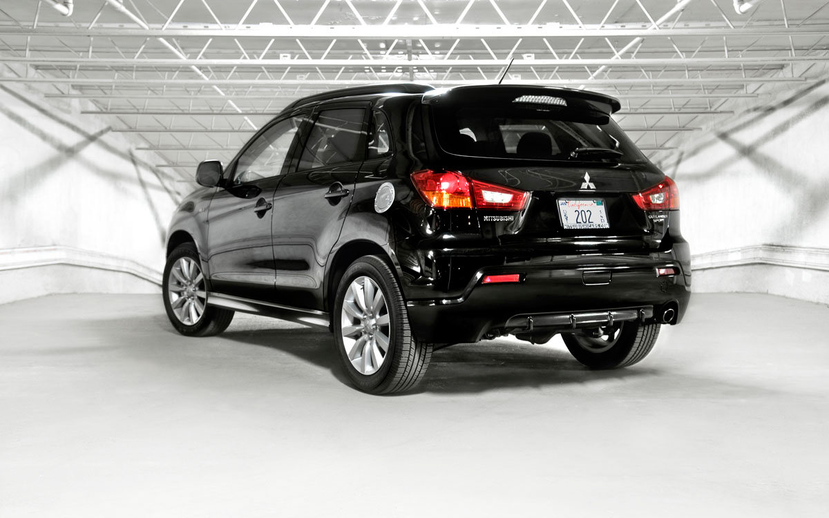 Long-Term 2011 Mitsubishi Outlander Sport Update 5