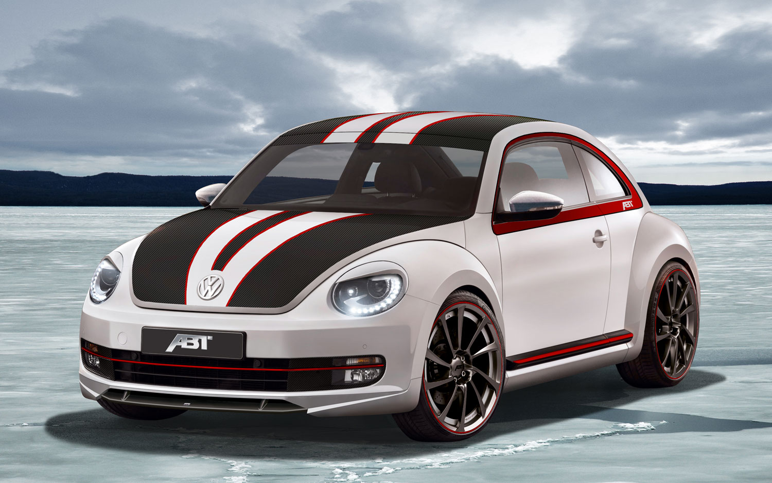 Abt Gives Volkswagen Beetle Custom Touch Motortrend