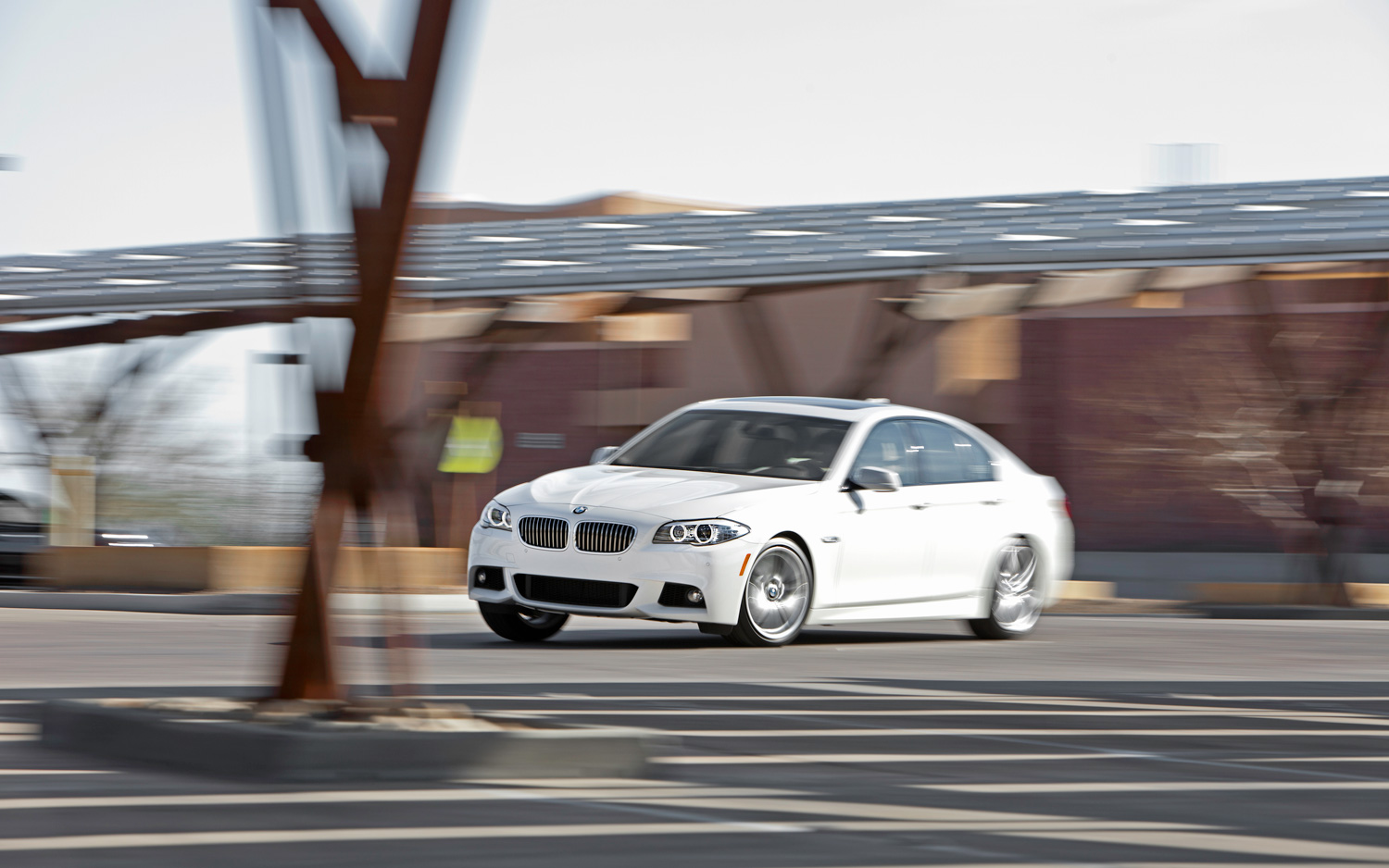 2012 Bmw 535i First Test Motor Trend