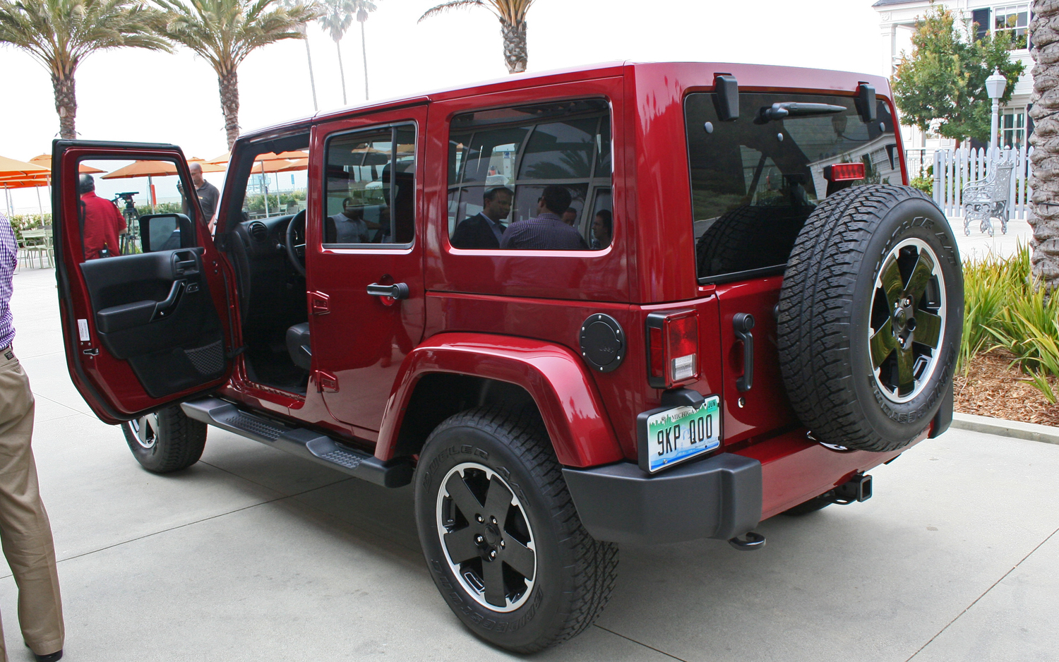 2012 Jeep Wrangler Unlimited Altitude Joins Special Edition Grand