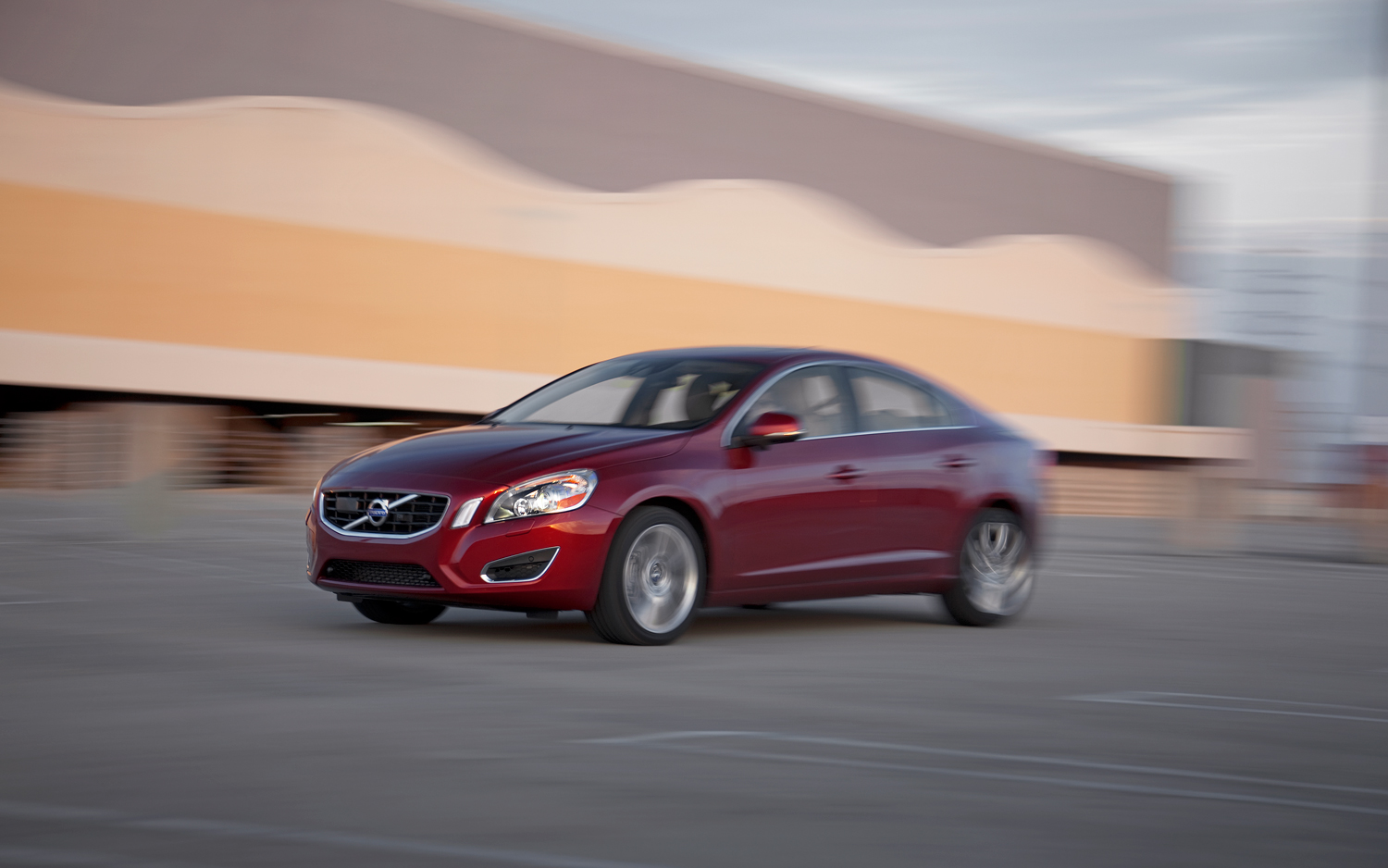 Volvo S60: Before a long distance trip