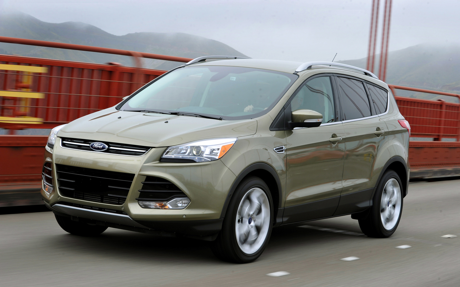 2013 ford escape ecoboost first drive