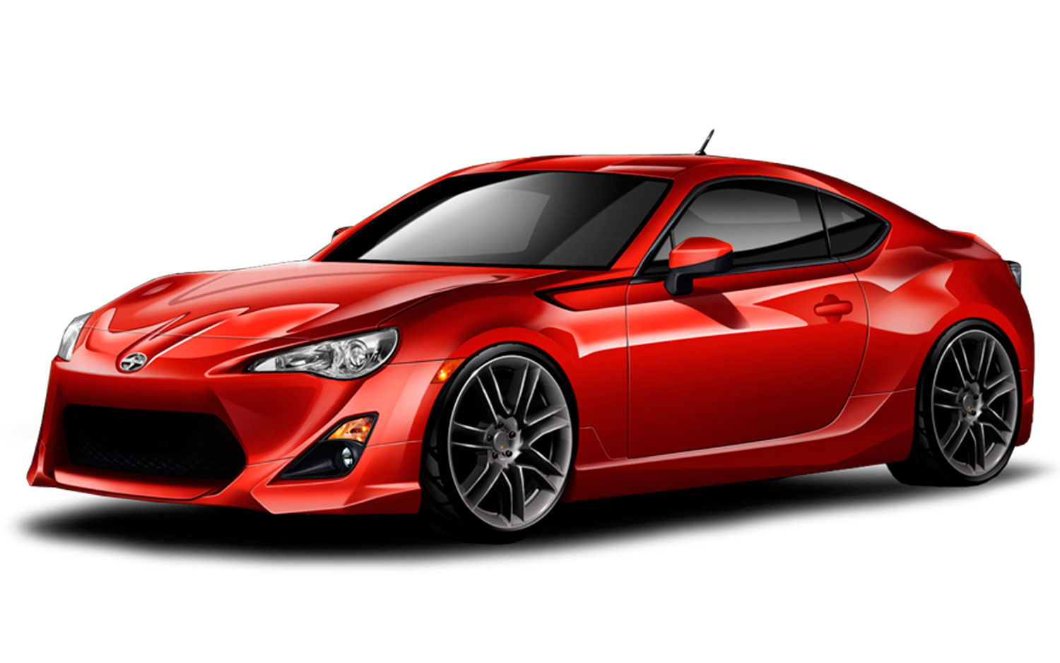 2013 Scion Fr S Performance Parts Coming Soon Includes Five Axis