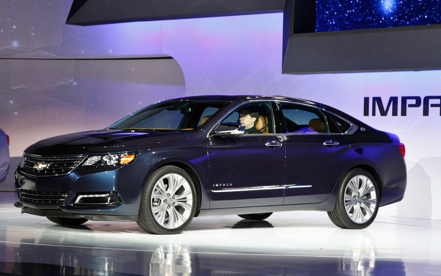 New Chevy Impala >> 2012 New York Updated 2014 Chevy Impala And 2013 Chevy Traverse