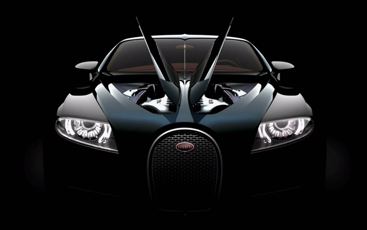 Video Find The Dramatic Reading Of The Bugatti 16c Galibier Concept