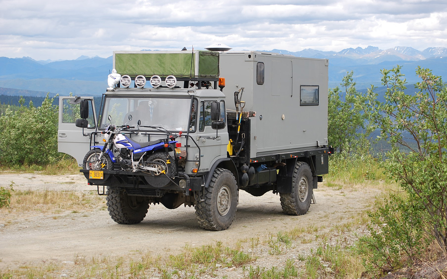 Daf Ya 4440 Expedition Truck Motortrend