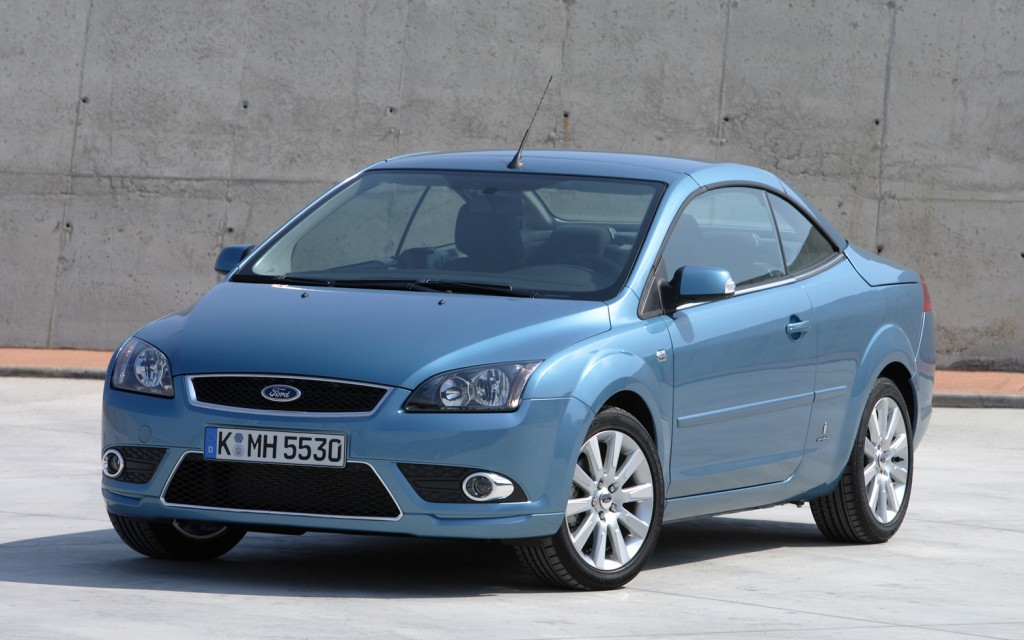 Thread Of The Day Should Ford Offer A Focus Convertible In The Us