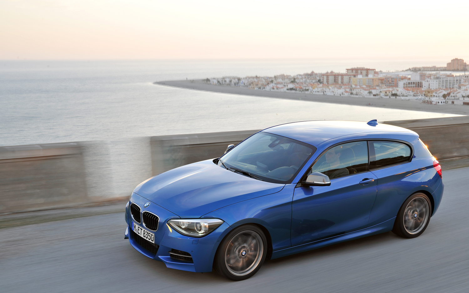 Concept to Reality: BMW Unveils 320-HP M135i, Not for U.S. ...