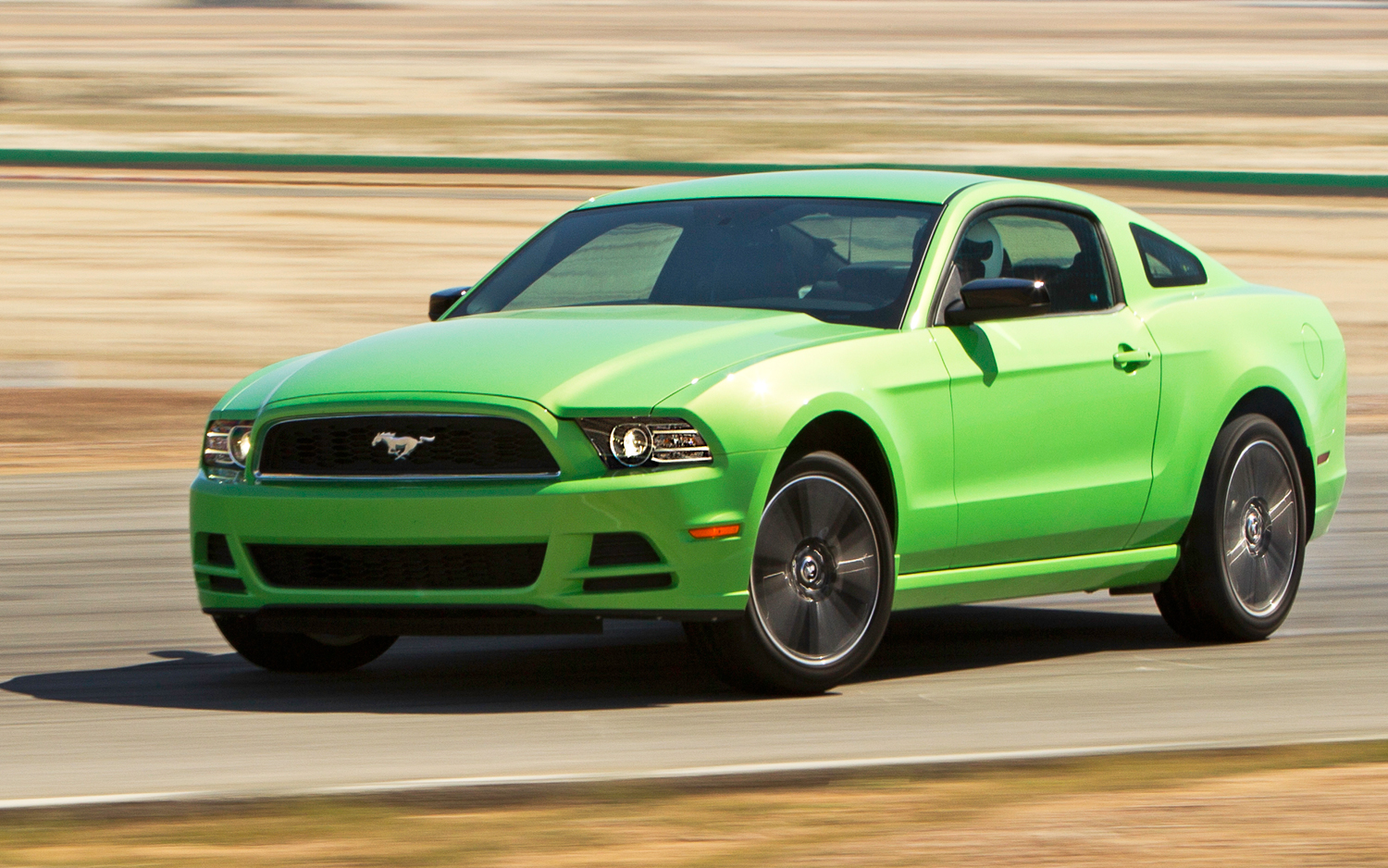 2013 Ford Mustang V 6 Premium First Test Motor Trend
