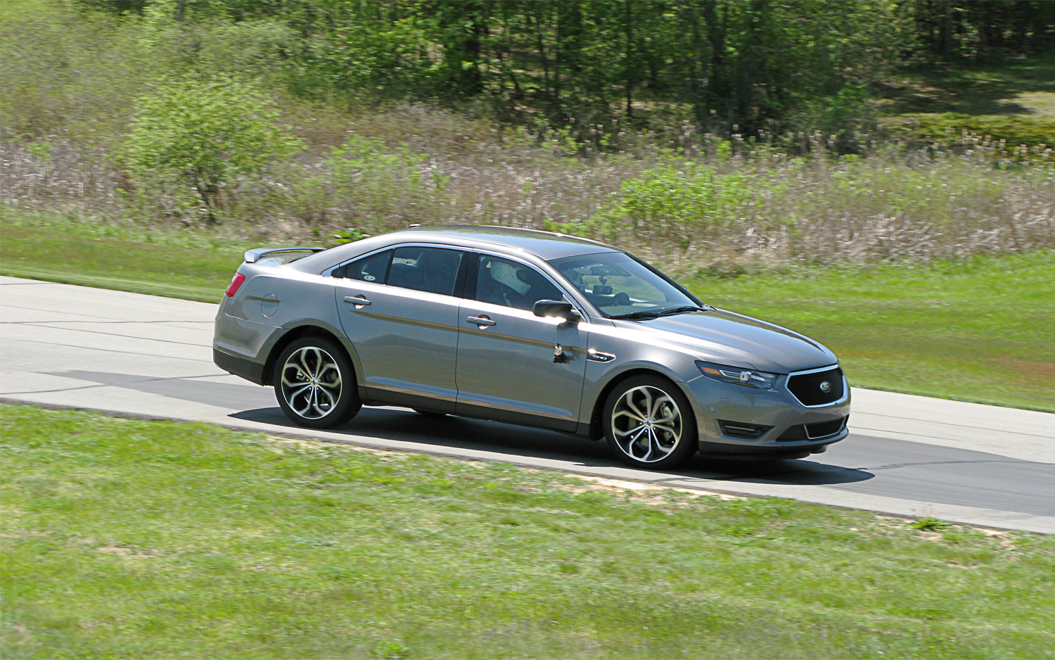Ford Taurus Sho 0-60 >> 2013 Ford Taurus Sho Performance Package First Test Motor Trend