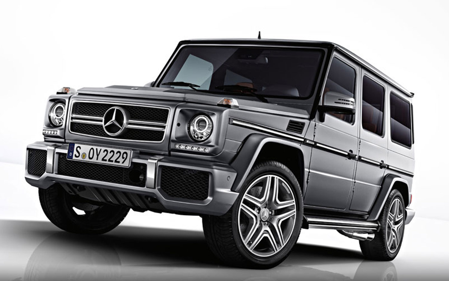 Captivating Confirmed: 2013 Mercedes Benz G65 AMG Not U.S. Bound, Will Cost Over  $500,000 Overseas