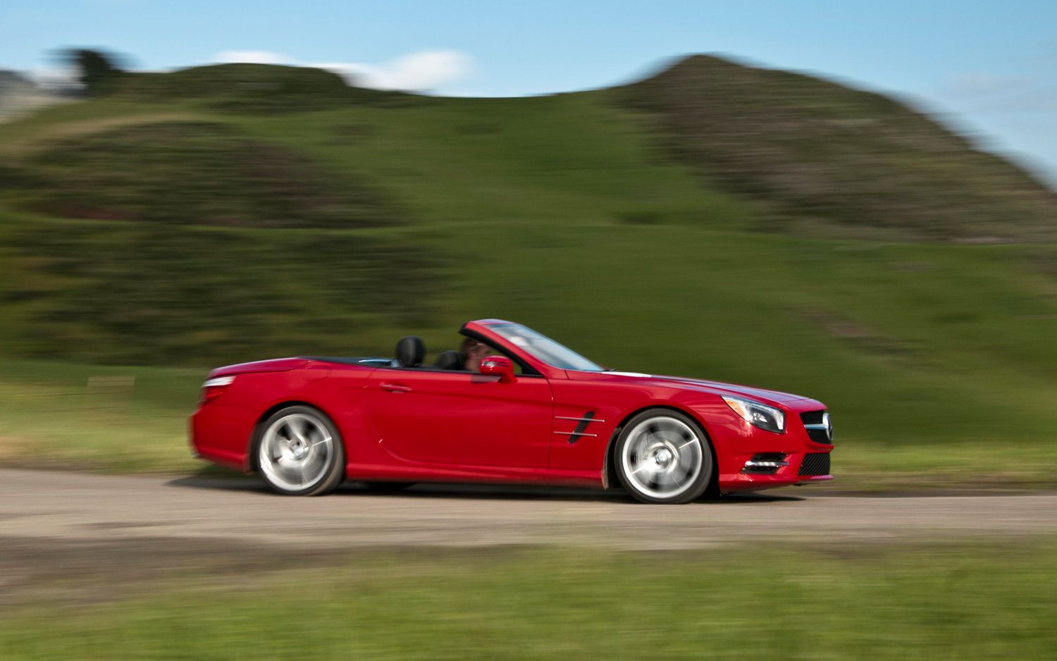 By The Numbers: 1997 2013 Mercedes Benz SL
