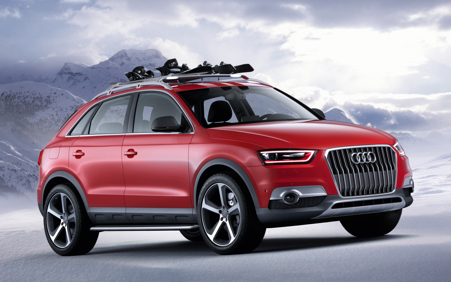 Audi To Show Off Q Concepts Hybrid Bicycle At Worthersee Festival - Audi q3 hybrid