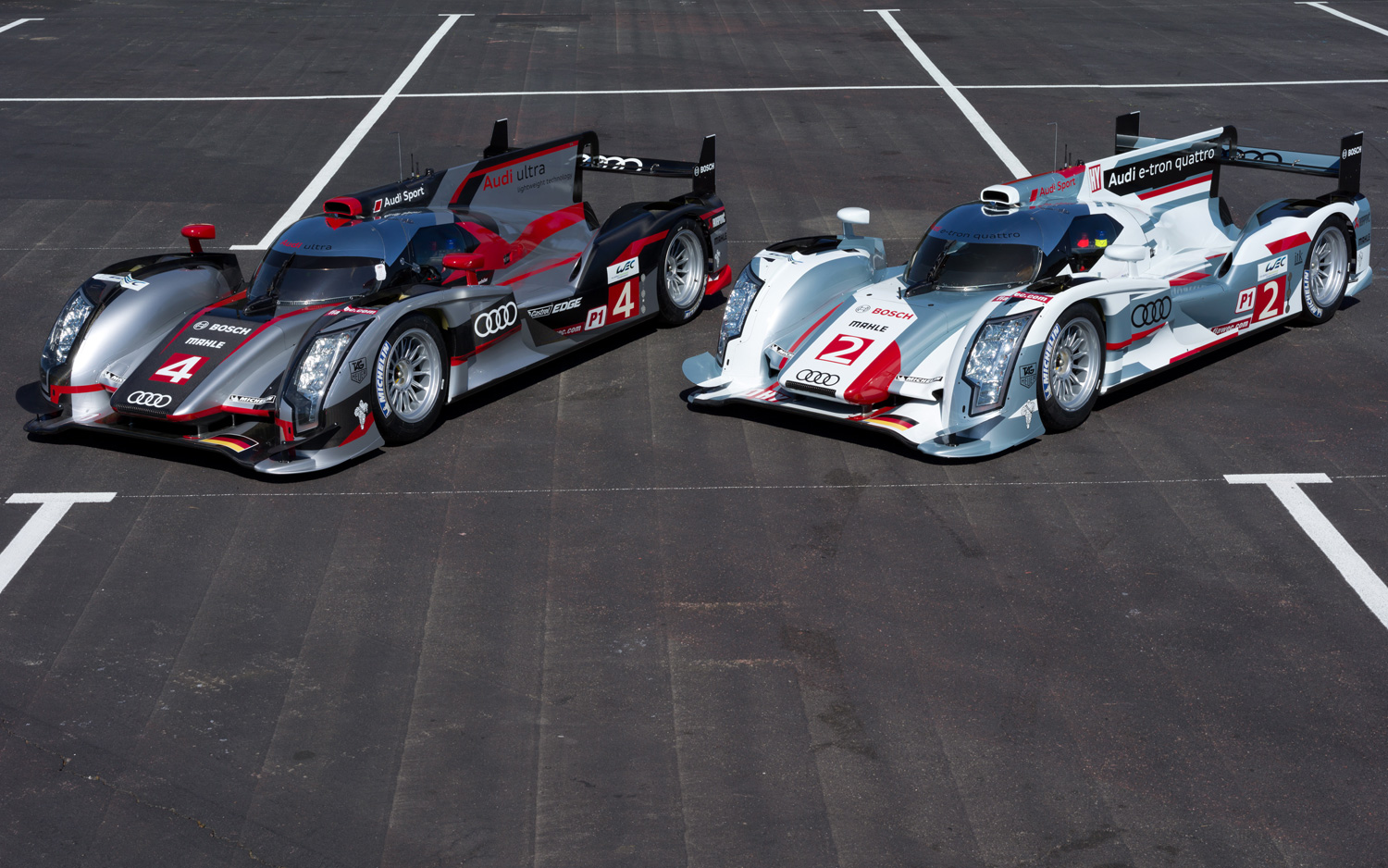 Audi R18 E-Tron Quattro Hybrid Snares Podium at 6 Hours of Spa ...