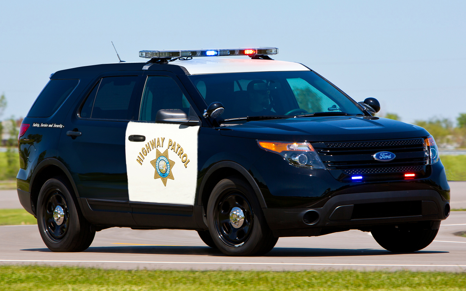 Ford Police Interceptor Utility Is California Highway Patrols Next Cruiser