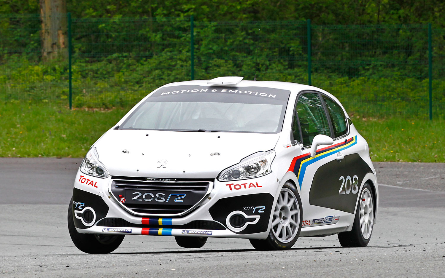Peugeot Announces 208 R2 Rally Car – Yours for $75,000 - Motor Trend