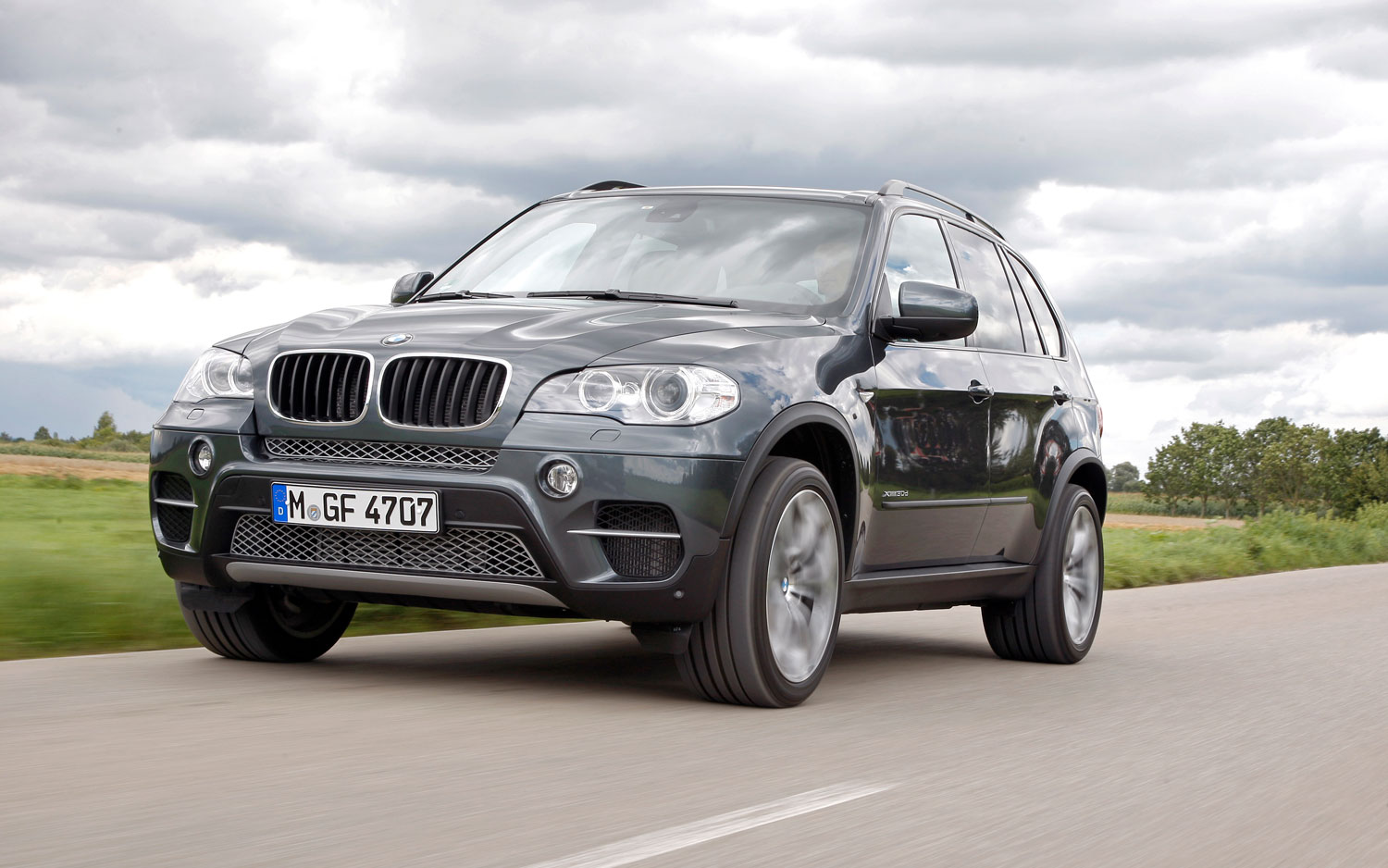 Recall Roundup Bmw X5 X6 And Mercedes Benz E350 Wagon Motortrend