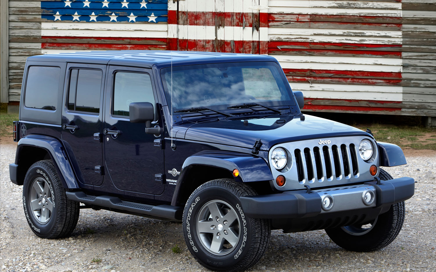 High Quality Military Inspired 2012 Jeep Wrangler Freedom Edition Unveiled