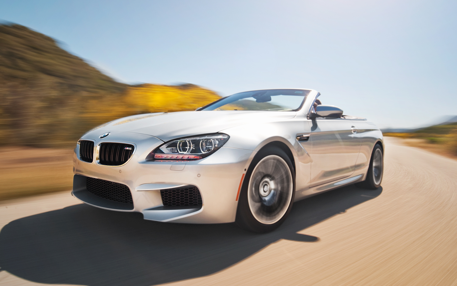 2013 Bmw M6 Convertible First Test Motortrend