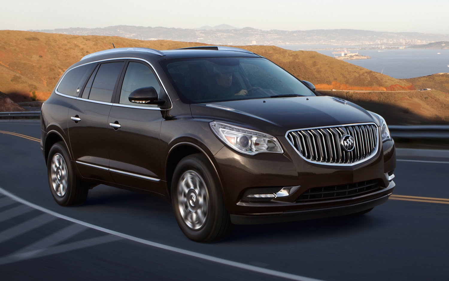 Refreshing Or Revolting 2013 Buick Enclave Motor Trend 2014 Gmc Acadia Radio Wiring Diagram