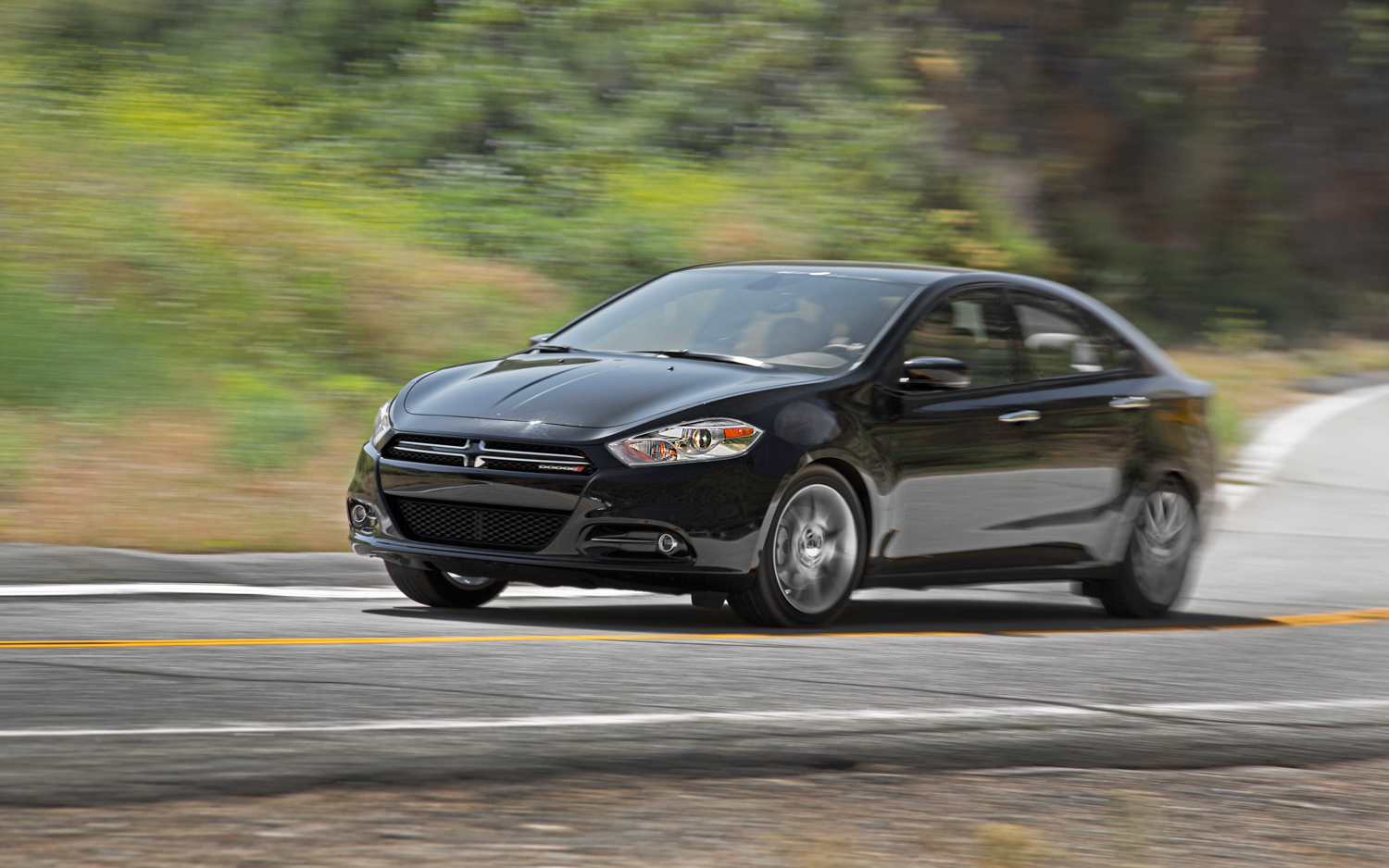 Dodge Dart 0 60 >> 2013 Dodge Dart Limited First Test Motortrend