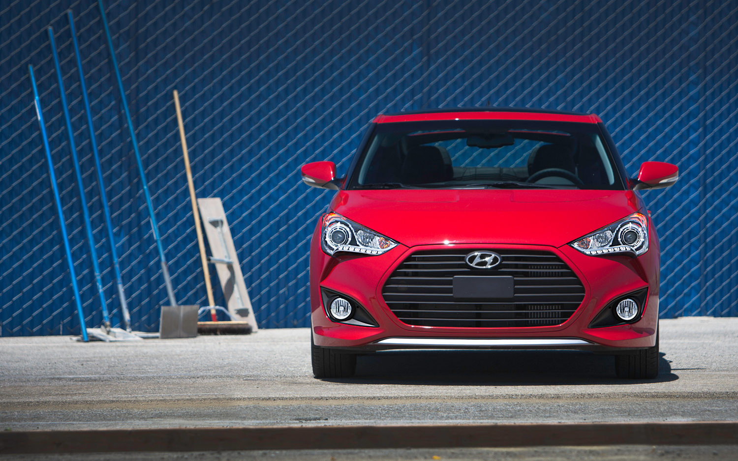 2013 Hyundai Veloster Turbo First Test